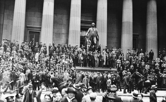 Биржевой крах 1929 года