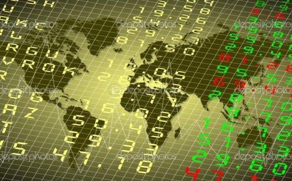 Фондовая биржа Совет с миром в
