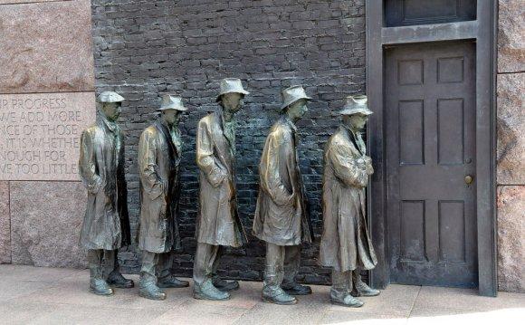 Памятник Великой депрессии