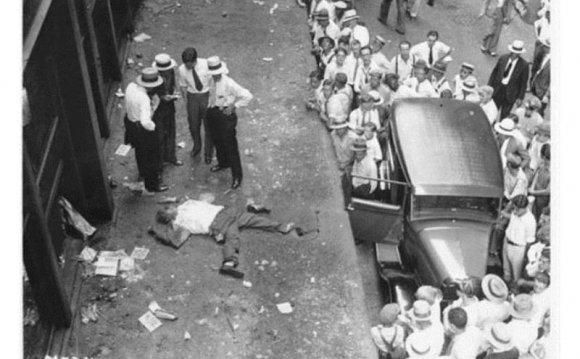 Самоубийство на Уолл-стрит во