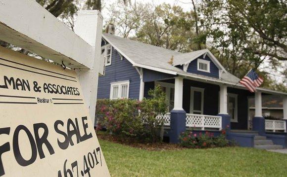 В США закончился ипотечный