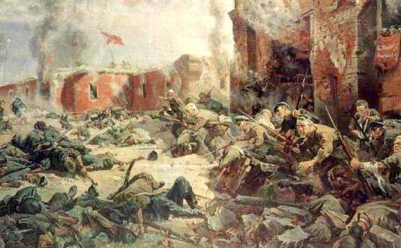 Вторая мировая война — война